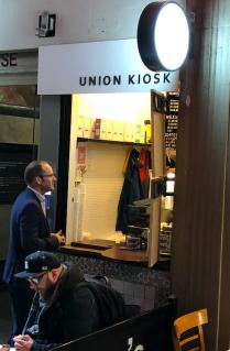 Union Kiosk