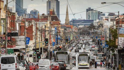 Sydney Rd Brunswick