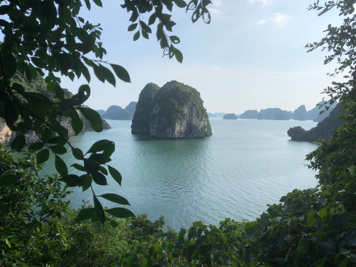 Halong Bay: In Pictures