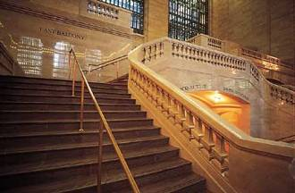 East Staircase