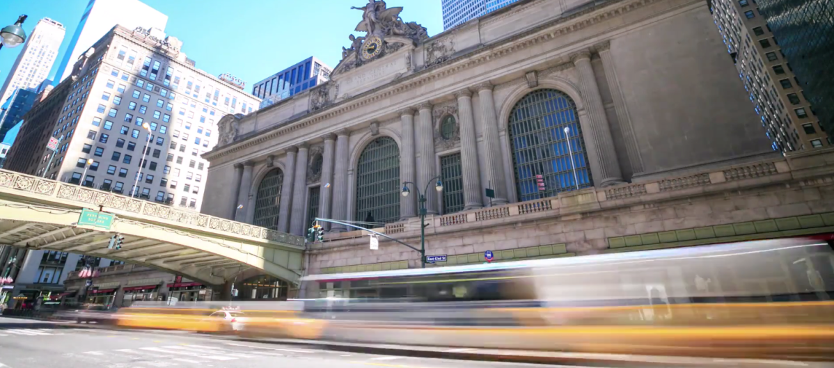 New York: Grand Central - A Cathedral For Commuters
