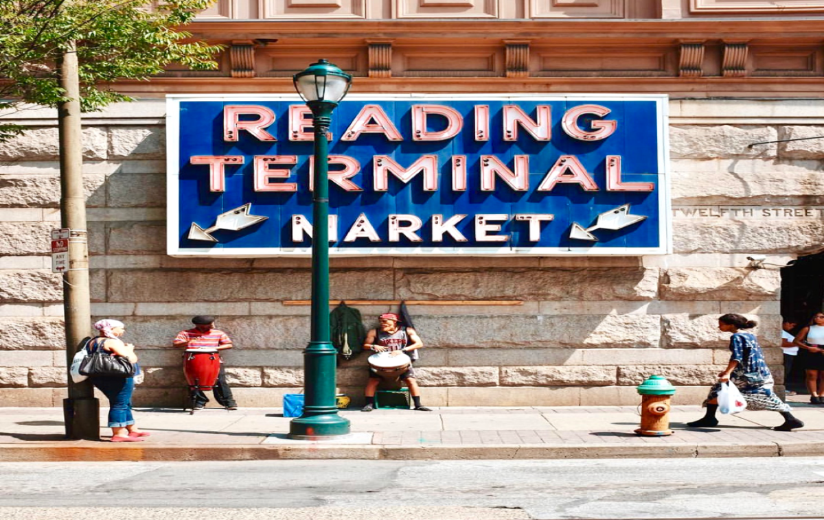 Philadelphia: Reading Terminal Market - Pick of the Crop
