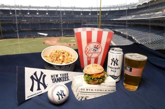 Yankees Food
