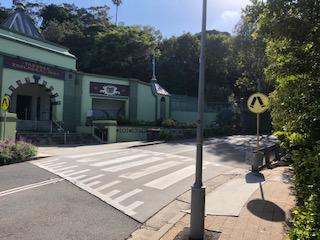 Lower Entrance Taronga Zoo
