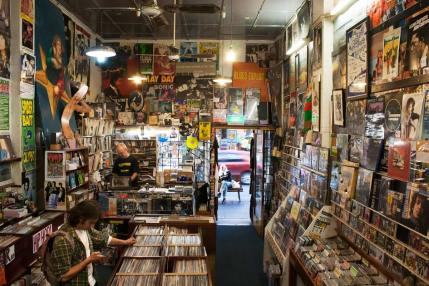 Inside Greville Records