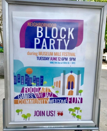 Block party 2018