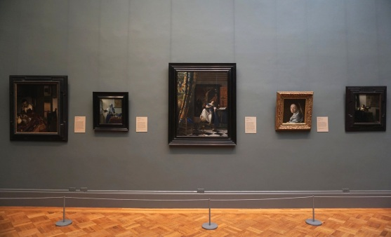 Galleries 630-632, the Vermeer Collection