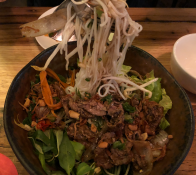 Wok-tossed Lemongrass Beef
