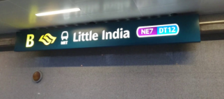 Little India MRT