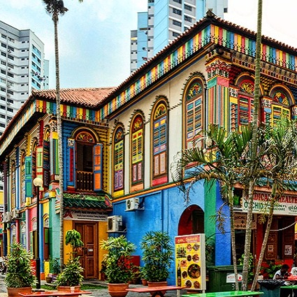 Tan Teng Niah House, Little India