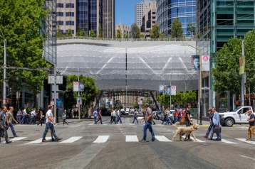 Transbay Transit Center, San Francisco Architect - Pelli Clarke Pelli