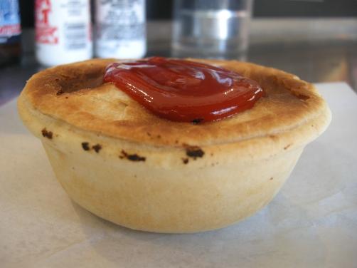 Harry's pie