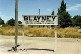 Blayney Station