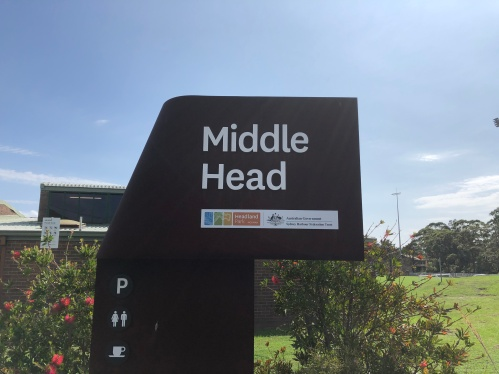Middle Head