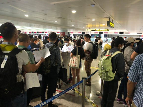 HCMC screening