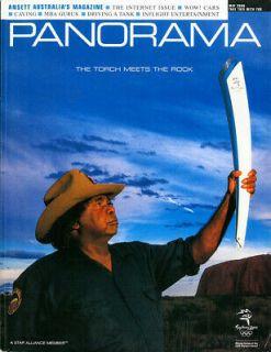 Panorama: inflight magazine of Ansett