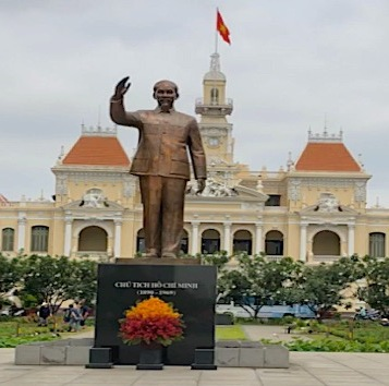 HCMC City Hall