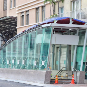 Opera House Station entrance